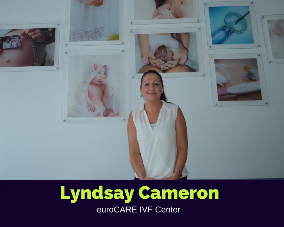 LYNDSAY CAMERON, International Patient Coordinator