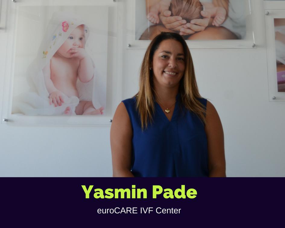 YASMIN PADE, German Patient Coordinator