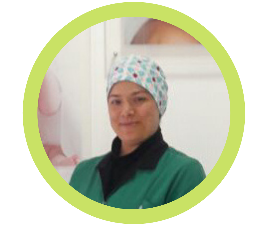 GÜLŞEN CANPOLAT, Clinical assistant