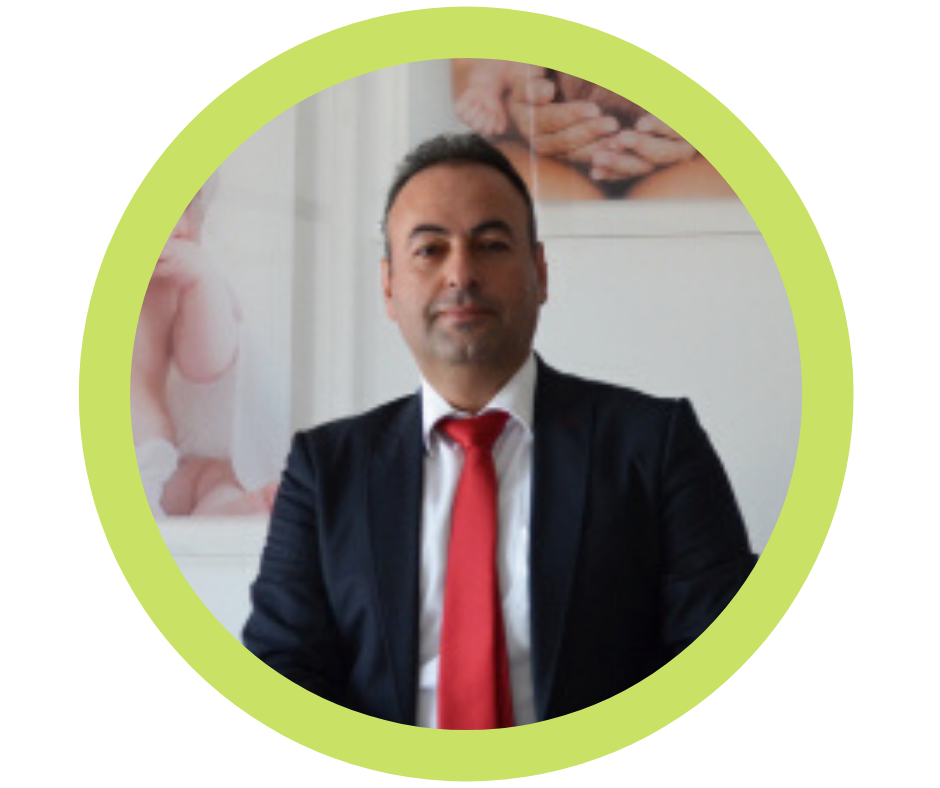 RECEP ÖZ, Clinical Director/Manager